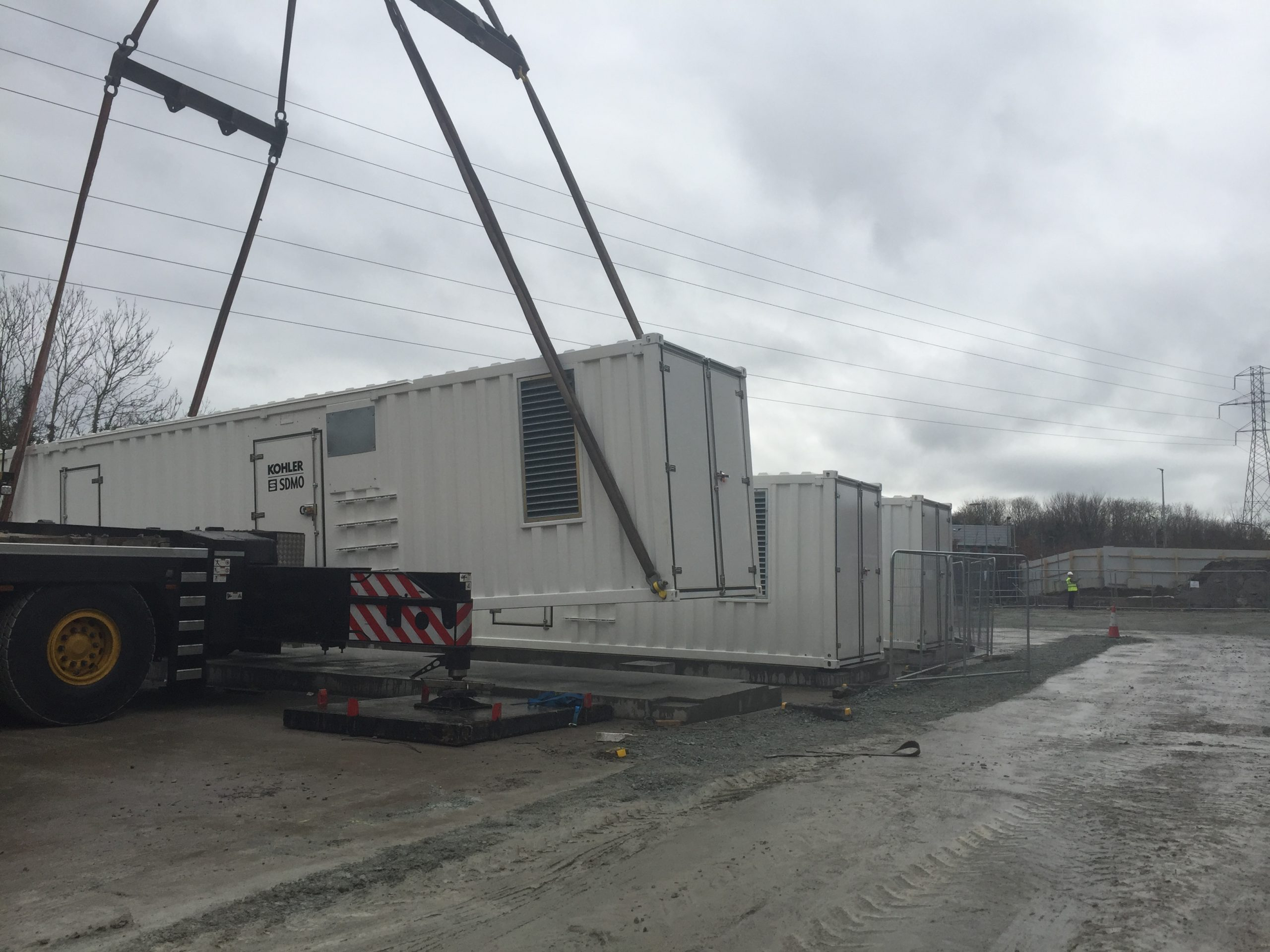 DATA CENTRE IN NORTH COUNTY DUBLIN
